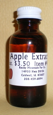 Apple Extract 1oz. #457