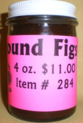 Ground Figs 4oz #284