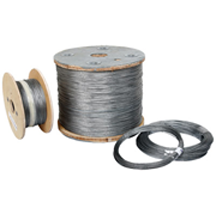 "1/8"" 7x7 Aircraft Cable 100' roll #999"
