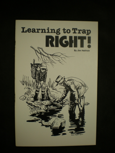 Learning to Trap Right By:Helfrich #0163