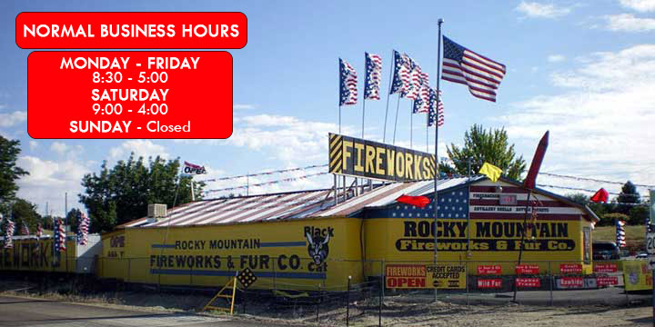 Rocky Mountain Fireworks & Fur Co.