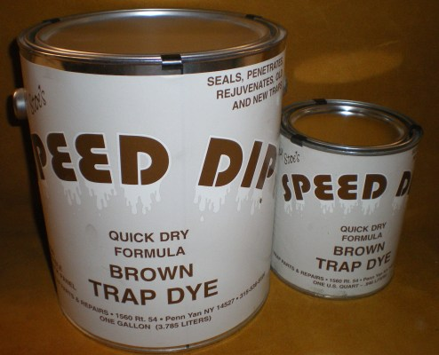 Speed Dip Brown 1 Gallon # 0121
